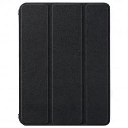 """""""Stylus"""" atvēramais maciņš - melns (iPad mini 6 2021)"""