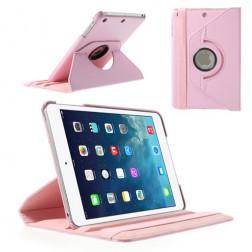 Atvēramais futrālis 360° - rozs (iPad Mini 1 / 2 / 3)