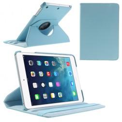 Atvēramais futrālis 360° - gaiši zils (iPad Mini 1 / 2 / 3)
