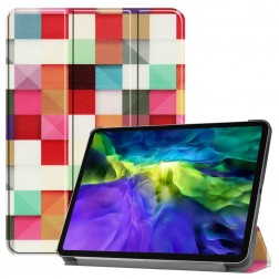"""Cubes"" atvēramais maciņš (iPad Pro 11"" 2020 / 2018)"