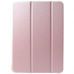 """""""Shell"""" atvēramais maciņš - rozs (iPad Pro 11)"""