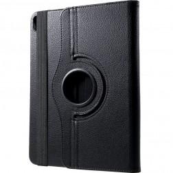 """Atvēramais maciņš (360°) - melns (iPad Pro 12.9"""" 2020)"""