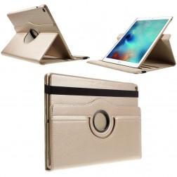 Atvēramais maciņš (360°) - zelta (iPad Pro 12.9)