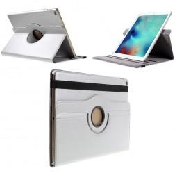 Atvēramais maciņš (360°) - sudrabs (iPad Pro 12.9)