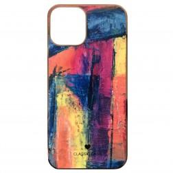 """""""Painting"""" cieta silikona (TPU) apvalks - krāsains (iPhone 12 Mini)"""