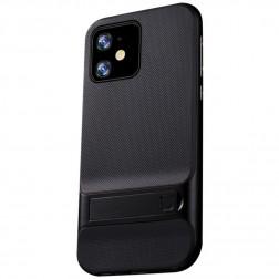 """""""Kickstand"""" apvalks - melns (iPhone 11)"""