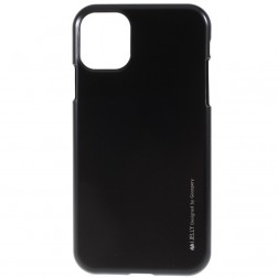 """""""Mercury"""" apvalks - melns (iPhone 11)"""