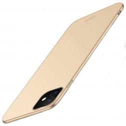 """Mofi"" Shield apvalks - zelta (iPhone 11)"