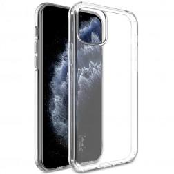 """""""Imak"""" cieta silikona (TPU) apvalks - dzidrs (iPhone 11 Pro)"""