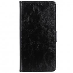 Atvēramais maciņš - melns (iPhone 11 Pro)