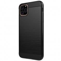 Pastiprinātas aizsardzības apvalks - melns (iPhone 11 Pro)