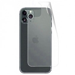 """""""JUNLI"""" aizsargplēve aizmugurējai daļai - dzidras (iPhone 11 Pro Max)"""