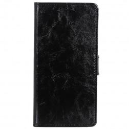 Atvēramais maciņš - melns (iPhone 11 Pro Max)