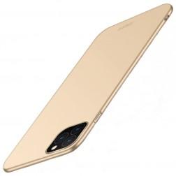 """Mofi"" Shield apvalks - zelta (iPhone 11 Pro Max)"