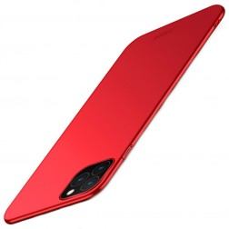 """Mofi"" Shield apvalks - sarkans (iPhone 11 Pro Max)"