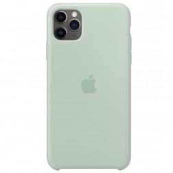 """Oficiāls """"Apple"""" Silicone Case apvalks - piparmētru (iPhone 11 Pro Max)"""
