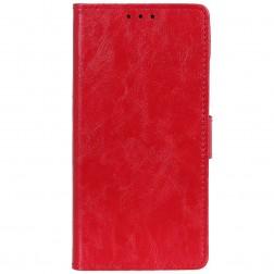 Atvēramais maciņš - sarkans (iPhone 11 Pro Max)