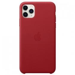 """Oficiāls """"Apple"""" Silicone Case apvalks - sarkans (iPhone 11 Pro Max)"""