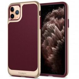 """Spigen"" Neo Hybrid apvalks - bordo (iPhone 11 Pro Max)"