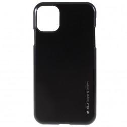 """""""Mercury"""" apvalks - melns (iPhone 11 Pro)"""