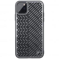 """""""Nillkin"""" Luminous vāciņš - melns, krāsains (iPhone 11 Pro)"""