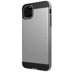 Pastiprinātas aizsardzības apvalks - sudrabs (iPhone 11 Pro)