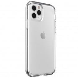 Cieta silikona (TPU) apvalks - dzidrs (iPhone 11 Pro)
