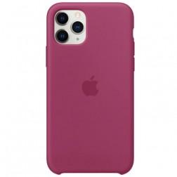 "Oficiāls ""Apple"" Silicone Case apvalks - tumši rozā (iPhone 11 Pro)"