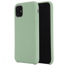 Cieta silikona (TPU) apvalks - zaļš (iPhone 11)