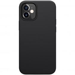 """""""Nillkin"""" Flex apvalks - melns (iPhone 12 Mini)"""