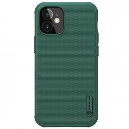 """Nillkin"" Frosted Shield Pro apvalks - zaļš (iPhone 12 Mini)"