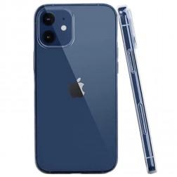Planākais TPU apvalks - dzidrs (iPhone 12 Mini)