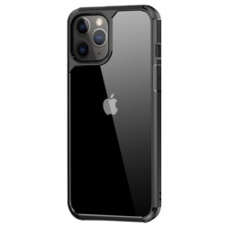 """IPAKY"" Combo apvalks - dzidrs, melns (iPhone 12 / 12 Pro)"