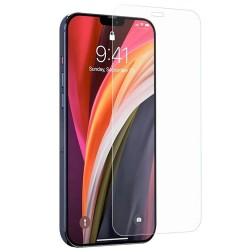 """""""ISME"""" ekrāna aizsargplēve (pilnīgi aizsedzama) - dzidra (iPhone 12 / 12 Pro)"""