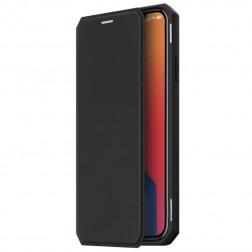 """Dux Ducis"" Skin X atvērams maciņš - melns (iPhone 12 Pro Max)"