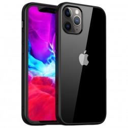 """IPAKY"" Royal apvalks - dzidrs, melns (iPhone 12 Pro Max)"