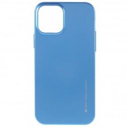 """""""Mercury"""" apvalks - zils (iPhone 12 Pro Max)"""
