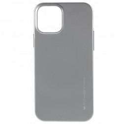 """""""Mercury"""" apvalks - pelēks (iPhone 12 Pro Max)"""