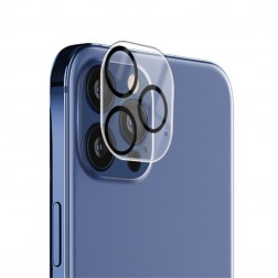 """""""Mocolo"""" aizmugurējās kameras aizsargstikls 0.33 mm (iPhone 12 Pro)"""