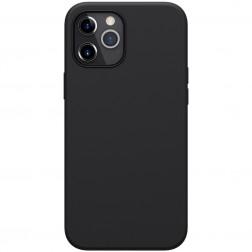"""""""Nillkin"""" Flex apvalks - melns (iPhone 12 Pro Max)"""