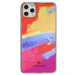 """""""Painting"""" cieta silikona (TPU) apvalks - krāsains (12 Pro Max)"""