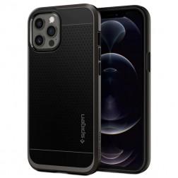 """""""Spigen"""" Neo Hybrid apvalks - melns (iPhone 12 Pro Max)"""