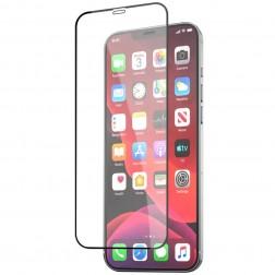 """Mocolo"" Tempered Glass ekrāna aizsargstikls 0.26 mm - melns (iPhone 12 / 12 Pro)"
