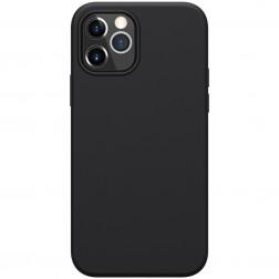 """Nillkin"" Flex apvalks - melns (iPhone 12 / 12 Pro)"