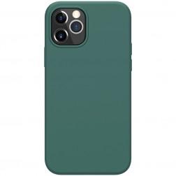 """""""Nillkin"""" Flex apvalks - zaļš (iPhone 12 / 12 Pro)"""