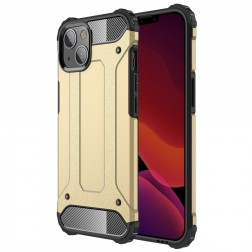Pastiprinātas aizsardzības apvalks - zelta (iPhone 13)