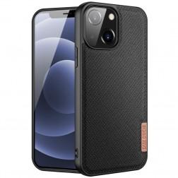 """Dux Ducis"" Fino apvalks - melns (iPhone 13)"