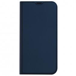 """Dux Ducis"" Skin atvērams maciņš - tumši zils (iPhone 13 Mini)"