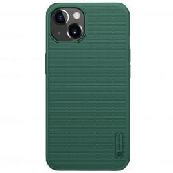 """""""Nillkin"""" Frosted Shield Pro apvalks - zaļš (iPhone 13)"""