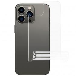 """""""Calans"""" hidrogēla aizsargplēve aizmugurējai daļai (pilnīgi aizsedzama) - dzidra (iPhone 13 Pro)"""